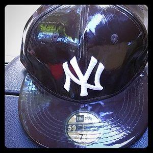 New era 59fity new york cap